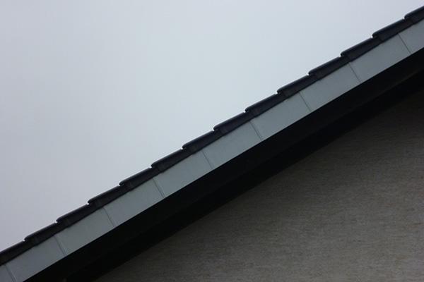 Trauf- und Ortgangverkleidungen, Blechnerei Nock Ettlingen 03